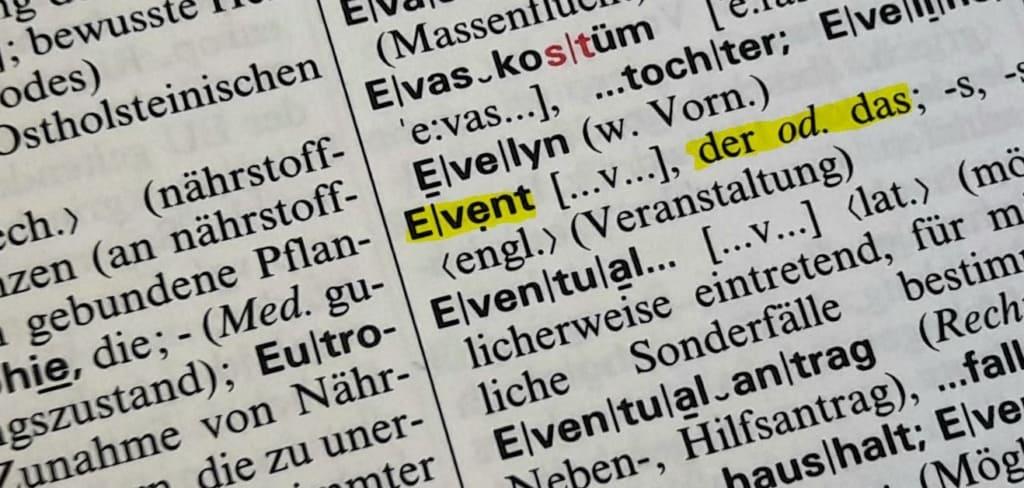 Wie verwendet man Anglizismen korrekt?