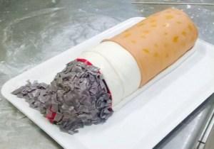 Schweizer Italienisch Zigarette