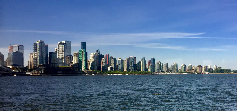 Vancouver ruft Skyline