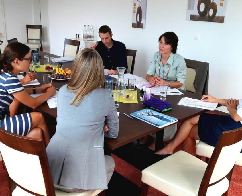 Weleda-Meeting2