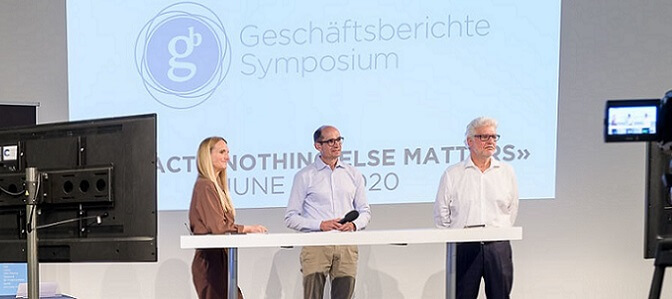 Real impact at the 11th Geschäftsberichte-Symposium