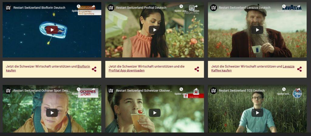 Vorschau Video Restart Switzerland