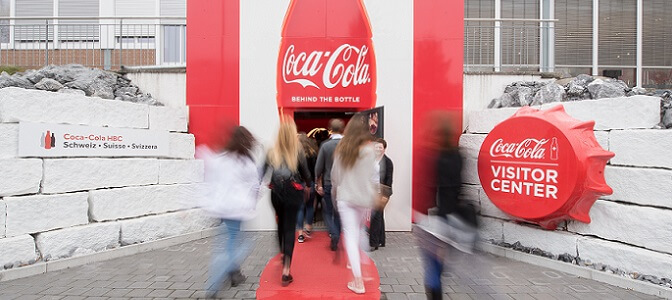 Diction ist Preferred Supplier von Coca-Cola HBC Schweiz