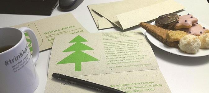 Spende Bergwaldprojekt: Der Auftakt für ein grüneres 2021
