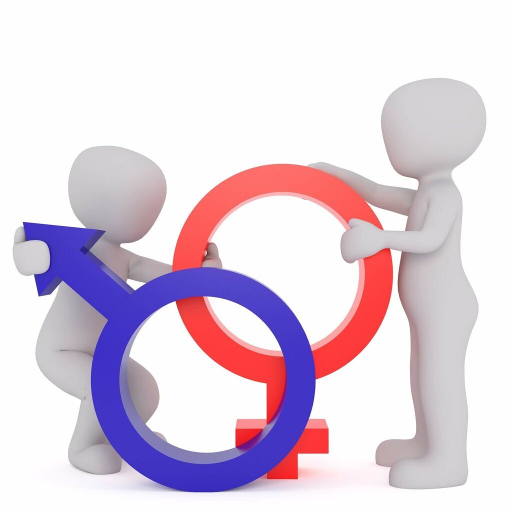 Korrektes Gendern Genderzeichen