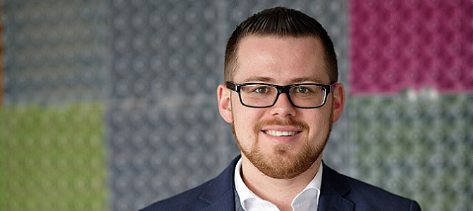 Adrian Haefelin ist neuer Chief Sales Officer bei Diction
